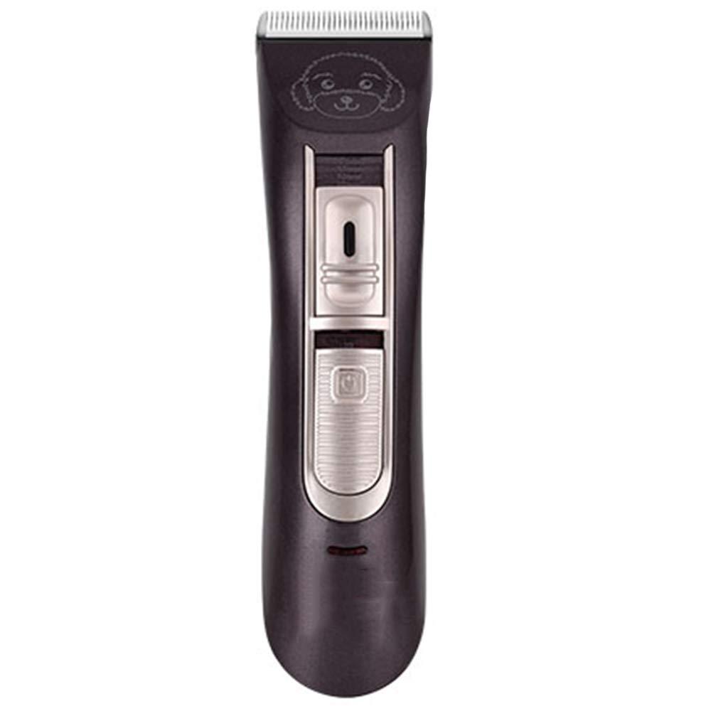 online al miglior prezzo HUQQZ Pet Grooming Hair Hair Hair Dryer Pet Elettrico Clipper Texture Texture fine Dente in Ceramica USB sicura Carica elettromeccanica di Grandi Dimensioni  vendita outlet online