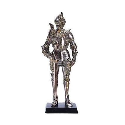 Amazon.com: YesKela - Traje medieval de caballero de ...