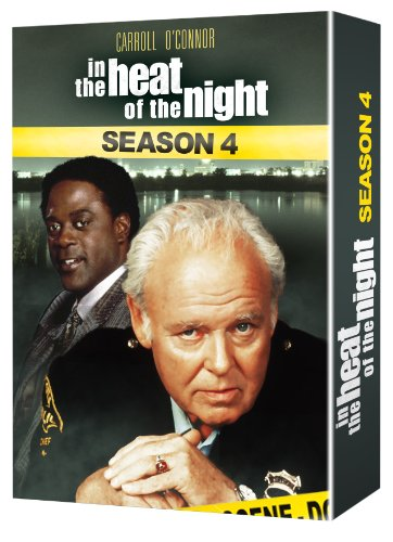 dvd heat of the night - 4
