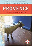 Provence and Cote d'Azur, Knopf Guides Staff, 0375710094