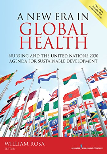 A New Era in Global Health: Nursing and the United Nations 2030 Agenda for Sustainable Development by Springer Publishing Company