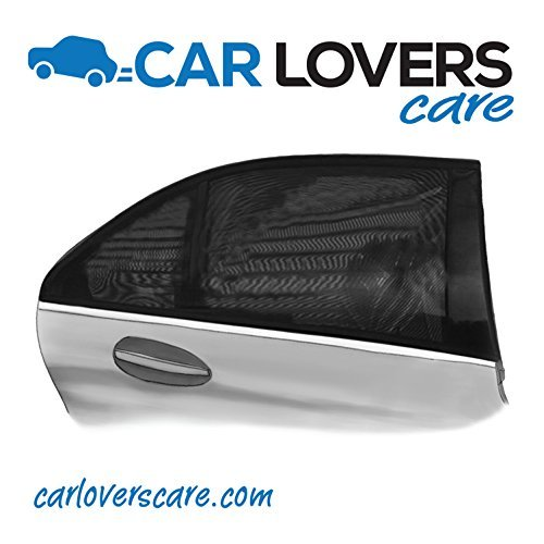 car lovers care window shade uv protection for your baby and auto interior universal rear. Black Bedroom Furniture Sets. Home Design Ideas