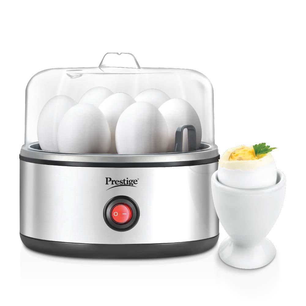 New Prestige egg boiler,  Why Prestige Egg boiler is still ruling the market in India 2021