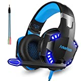 Gaming Headset for ps4 Xbox one,Stereo Bass Review and Comparison
