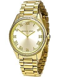 Michael Kors BlakeChampagne Dial Gold-tone Stainless Steel Bracelet Ladies Watch MK3244