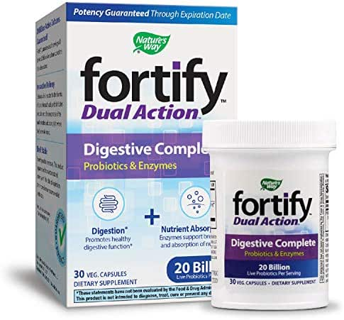 Probiotics: Fortify Digestive Complete