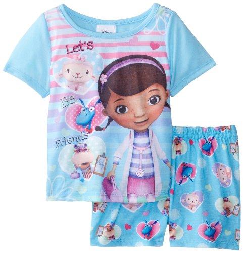 Komar Little Girls Mcstuffins Pajama