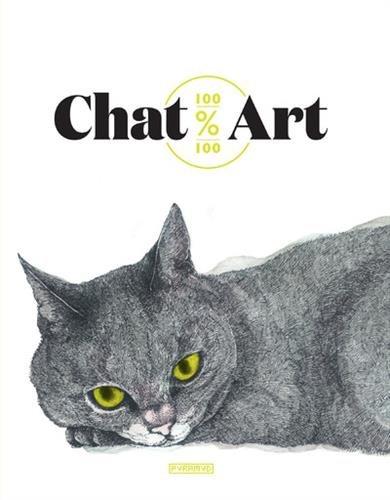 100% chat 100% art Broché – 17 août 2017 Angus Hyland Caroline Roberts Pyramyd 2350174042