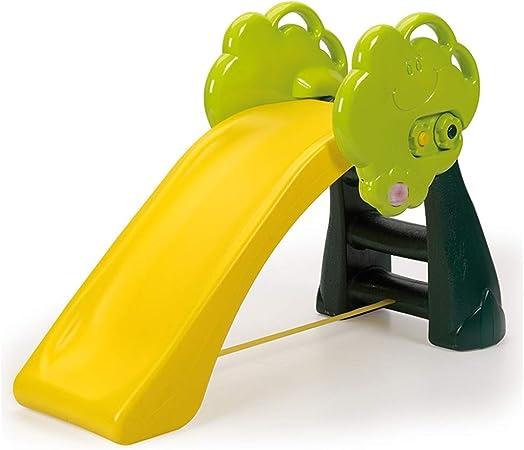 Tobogán para Niños Juego De Exterior para Uso Doméstico, Tobogán Pequeño Combinación De Juguete para Niños Tobogán De Jardín (Color : Yellow, Size : 120 * 82 * 51cm): Amazon.es: Hogar