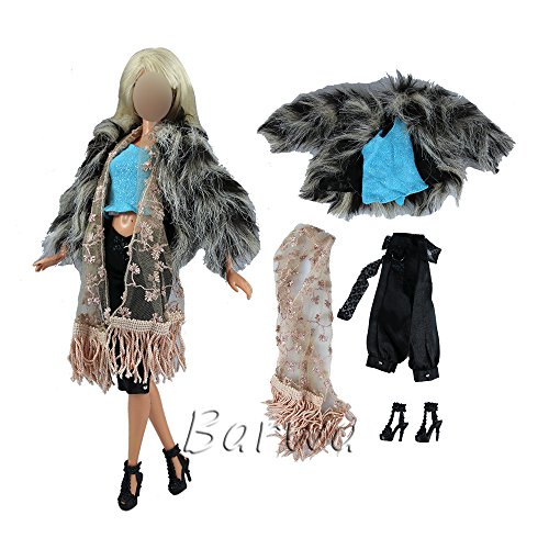 Barwa Fashion Clothes Outfits Leopard