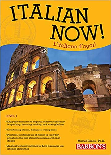 Italian Now Level 1 L Italiano D Oggi
