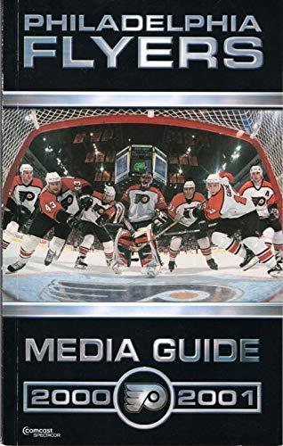 Philadelphia Flyers Media Guide, 2000-2001 / Philadelphia Phantoms 2000-2001 Media Guide