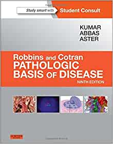robbins & cotran pathologic basis of disease 9th edition pdf