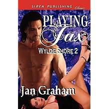 Playing Jax [Wylde Shore 2] (Siren Publishing Classic)