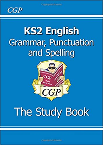 Ks2 English Grammar Punctuation And Spelling Study Book For Tests