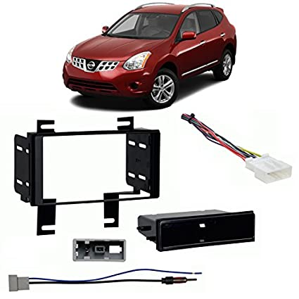 Amazon.com: Compatible with Nissan Rogue SV 2012-2013 Multi ... on nissan body harness, nissan radio harness, nissan timing chain, nissan brakes, nissan alternator, nissan speedometer, nissan fuse, nissan timing belt, nissan exhaust, nissan starter, nissan lights, nissan headlights, nissan fuel pump, nissan ecu, nissan transformer, nissan oil filter, nissan radiator, nissan throttle body, nissan water pump, nissan engine,