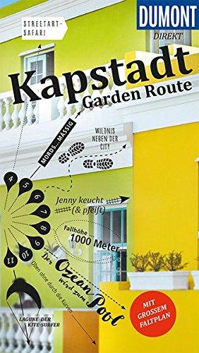 DuMont Direkt Kapstadt, Garden Route: Mit großem Faltplan