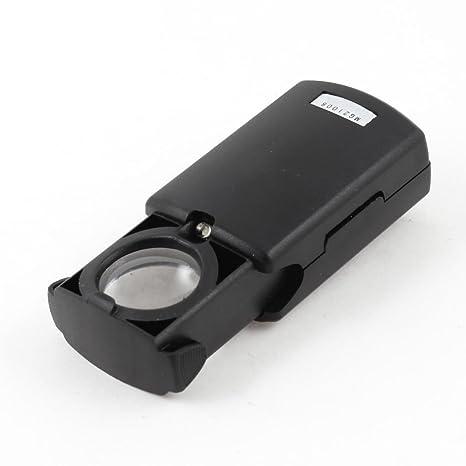 sourcingmap ligera con función atril y de luz 21 mm diseño de joya Protector de pantalla