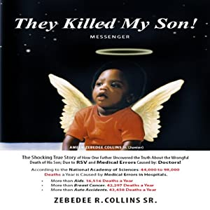 They Killed My Son! Audiobook