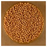 Mustard Seeds, Whole Yellow - 10 lbs Bulk
