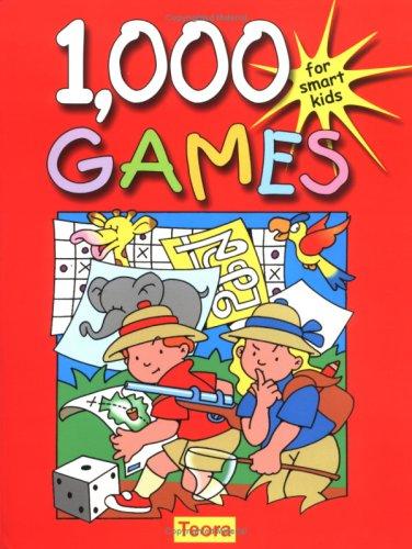 1000 Games For Smart Kids Paperback – April 30, 2004