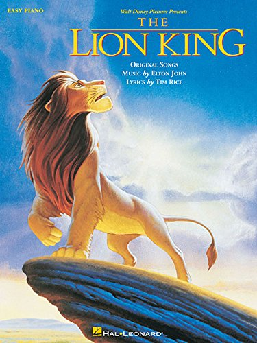 - The Lion King: Easy Piano
