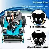 LK COKOINO Bluetooth Smart Robot Car for
