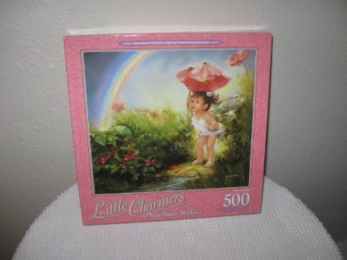 Little Charmers 500 Puzzle In My Secret Garden by LITTLE CHARMERS]()