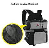 Eugene's Front Pet Carrier, Dog Backpack Bag,...