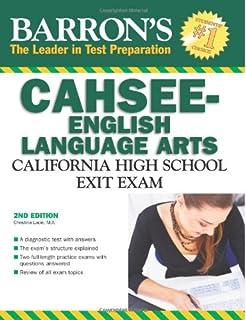 Amazon.com: CAHSEE Mathematics Test (California CAHSEE Test ...