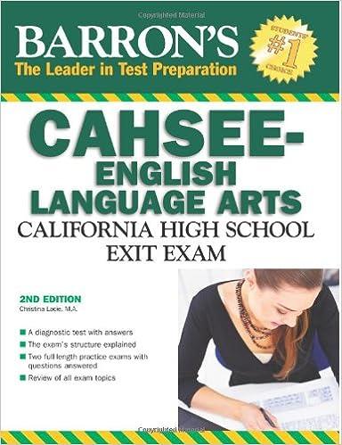 Cahsee | gre test