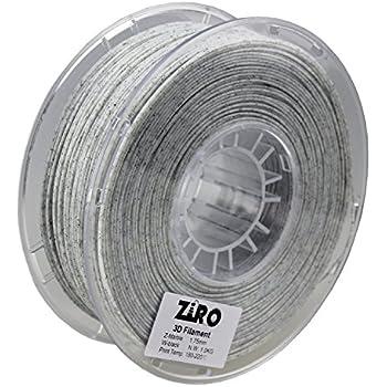 Amazon Com Ziro 3d Printer Filament Pla 1 75mm Marble