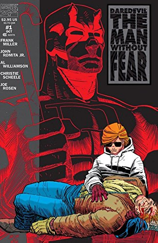 Daredevil: The Man Without Fear (1993-1994) #1 (of 5) (English Edition)