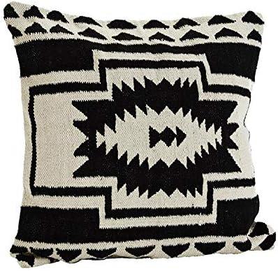 Madam Stoltz - Funda para cojín (algodón, 60 x 60 cm, 100 ...
