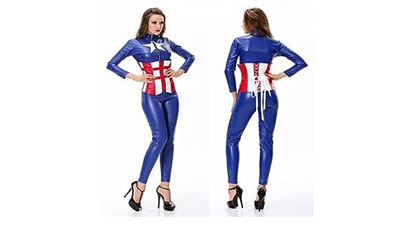 JX & JX Ah Nan Na marca disfraz de Superwoman Cosplay de Halloween ...