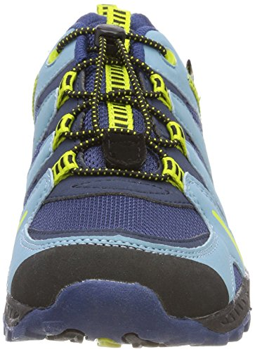 Marine Fremont Hiking Rise Shoes Blue Blau Lemon Blau Unisex Low Lico Lemon Adults' Marine qxH6E8
