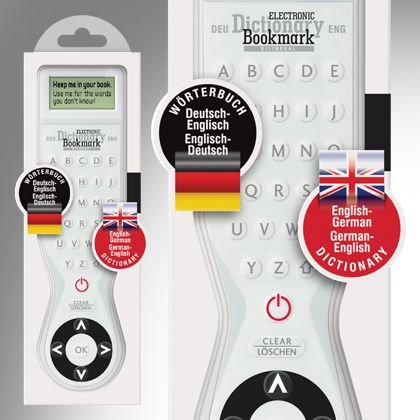 That Company Called If 30401 Electronic Dictionary Bookmark - German Bilingual by 5035393304010