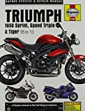 Triumph 1050 Sprint, Speed Triple & Tiger Service and Repair Manual (Haynes Service and Repair Manuals) (2014-12-15)