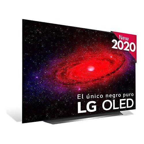 chollos oferta descuentos barato LG OLED55CX6LA Smart TV 4K UHD OLED 139 cm 55 con Inteligencia Artificial Procesador Inteligente α9 Gen3 Deep Learning 100 HDR Dolby Vision ATMOS 4xHDMI 2 1 3xUSB 2 0 Bluetooth 5 0 WiFi