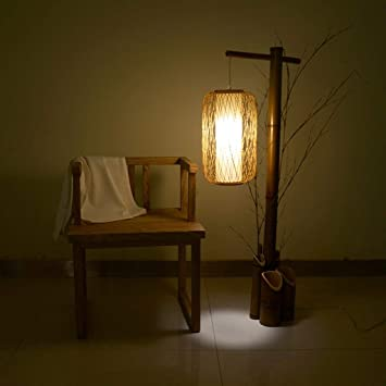 Amazon.com: XQY Home Floor Lamp, Floor-Standing Reading Led ...
