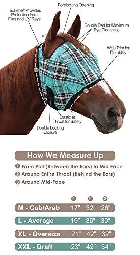 Horse Eye Mask - 8