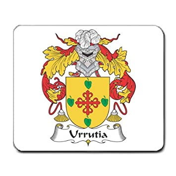 Diseño de familia de Urrutia de los brazos con el escudo del ...