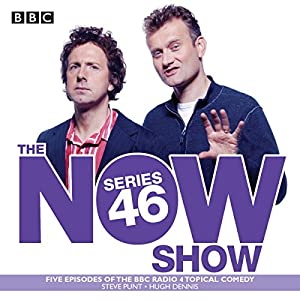 The Now Show: Series 46 Radio/TV Program