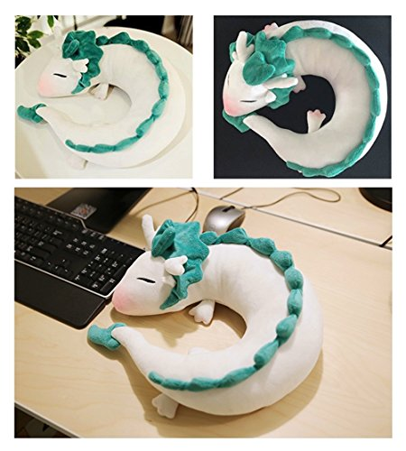 Haku Plush - River Spirit Dragon | Spirited Away Plushie 4