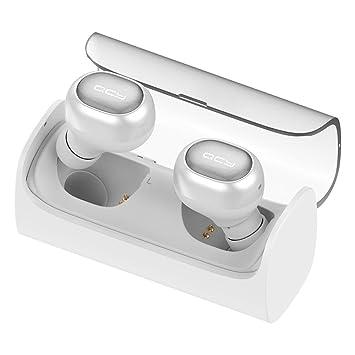 Hillrong QCY Q29 Mini TWS Bluetooth 4.1 Auriculares 3D inalámbricos in-Ear con micrófono