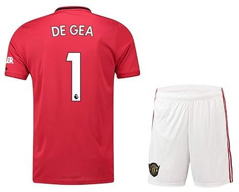 huge selection of df356 b4465 Amazon.com : HERHEI 2019-2020 Manchester United David de GEA ...