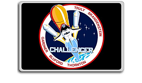 Aimant de r/éfrig/érateur fridge magnet STS-78 Space Shuttle Patches Insignia 1996-2000