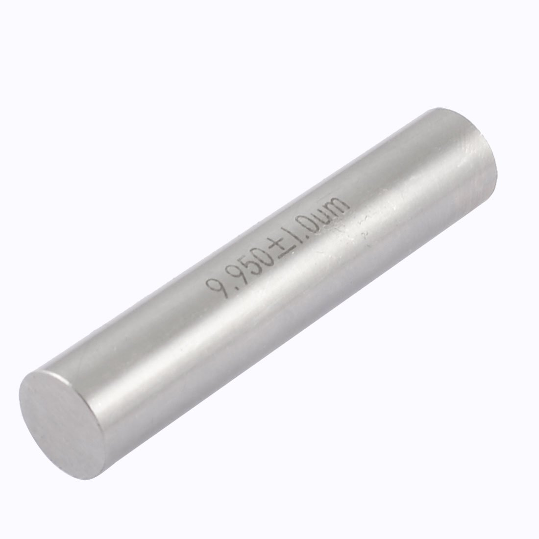 Industry 9.95mm Diameter 50mm Long Plug Pin Gage Gauge w Storage Box Sourcingmap a13031300ux1020