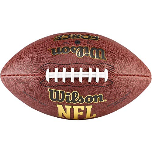 (Wilson NFL Force Football - Official)