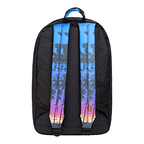 Mochila Spiral Miami Pocket OG (Negro) Multicolor